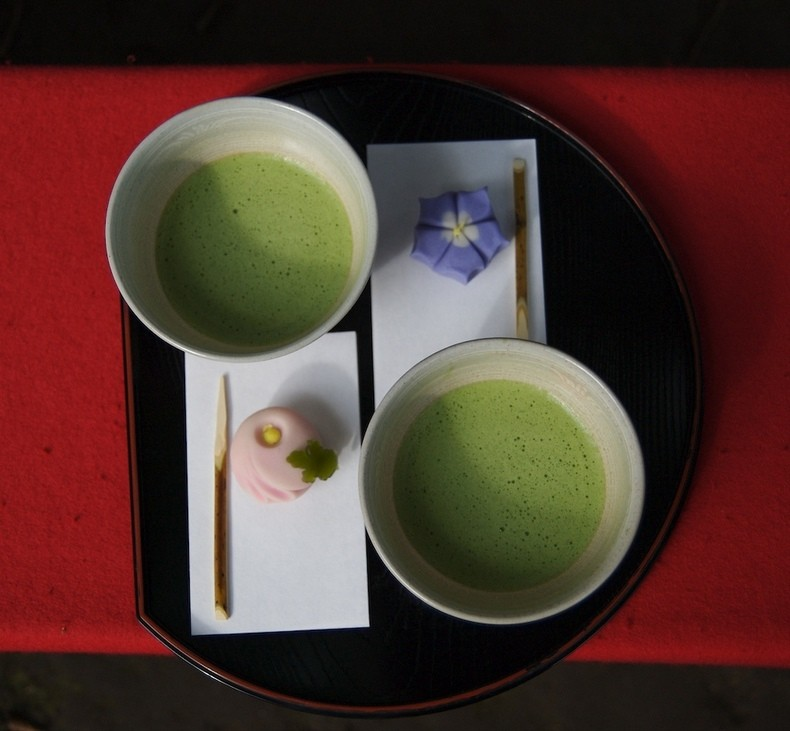 Tipos de chá japoneses - cha japones tipos 1