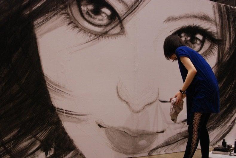 Tipos de Artes japonesas - manga pintura 2