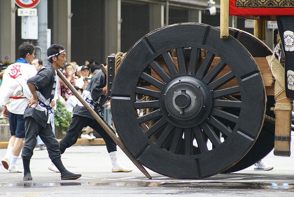 Gion Matsuri - trabalho gion matsuri festival 3