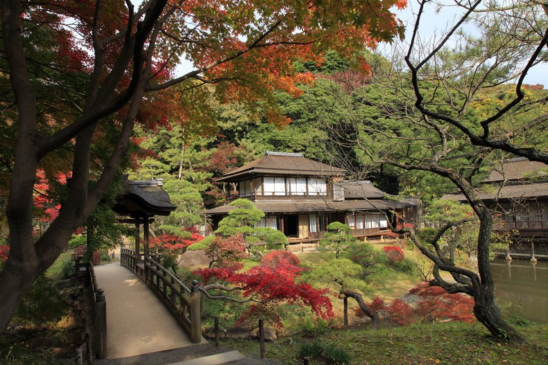 Jardín japonés - guía de los jardines tradicionales de japón
