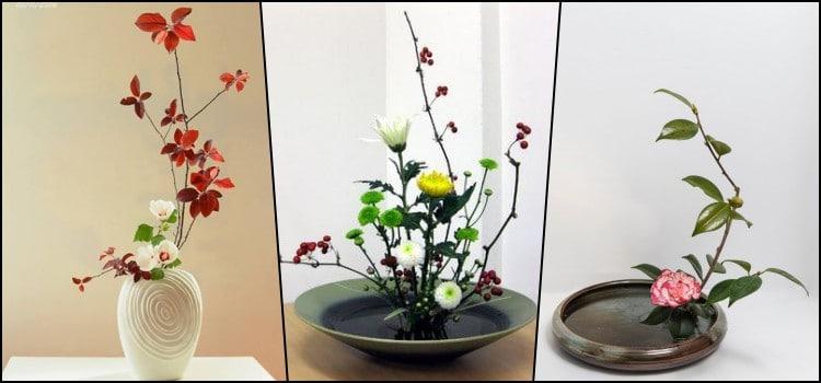 Ikebana - a arte japonesa dos arranjos florais - ikebana 1