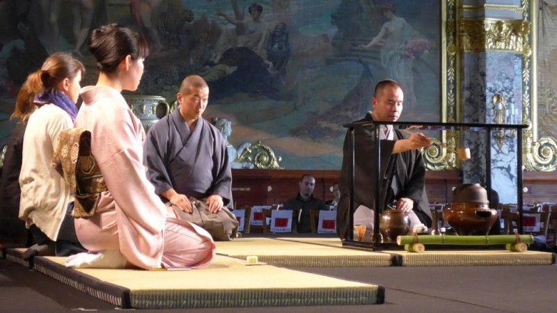 Conheça a Cerimônia do chá - cerimonia do cha 2