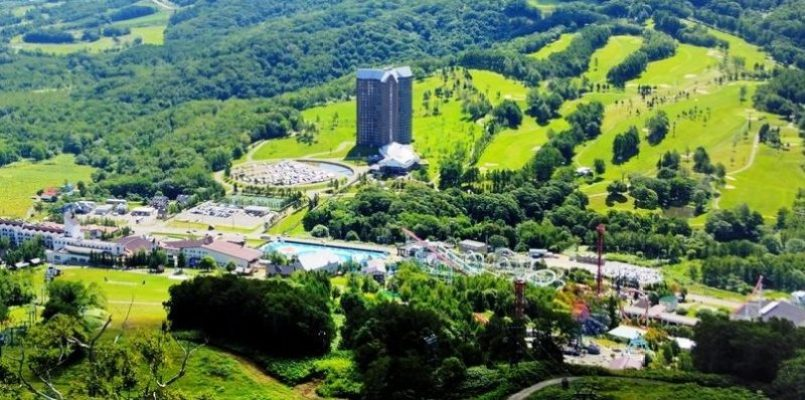 Os 10 melhores parques do Japão -  4