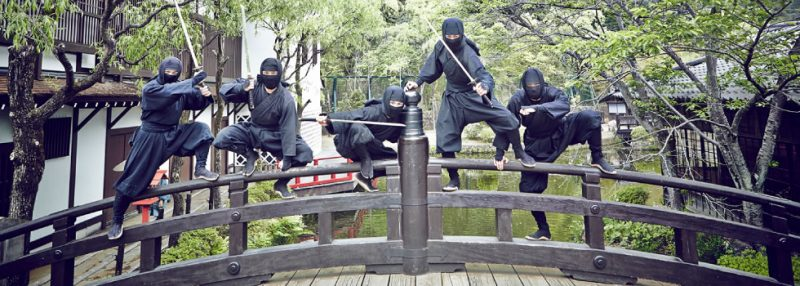 Ninja - Mitos sobre os shinobi do Japão feudal