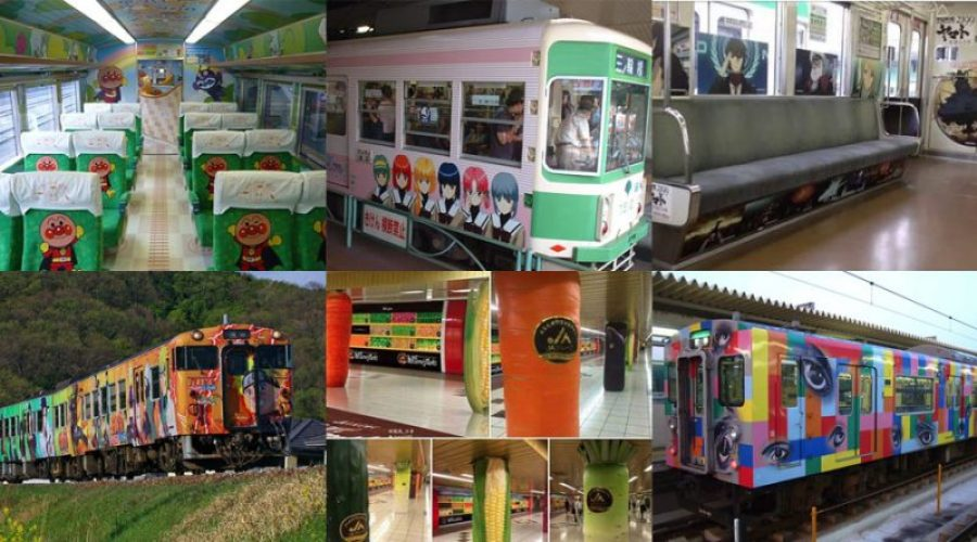 Tudo sobre os trens no Japão - Curiosidades