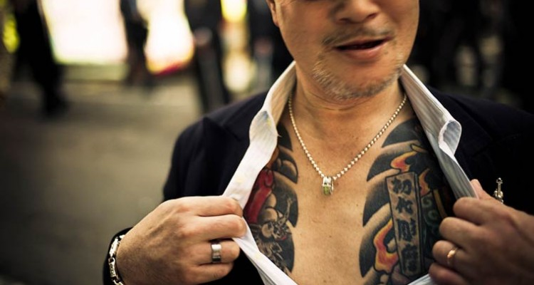 Yakuza - All about the Japanese mafia