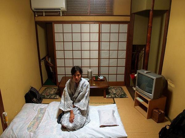 Casas no Japão - Como são? Alugar ou Comprar? - yukata no futon 1