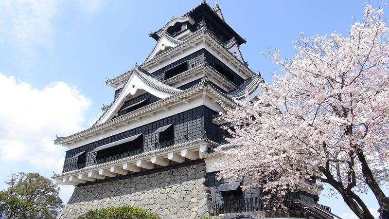 Castelo de kumamoto