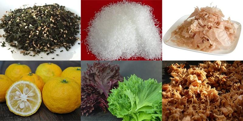 Furikake - Tempero japonês para colocar no arroz