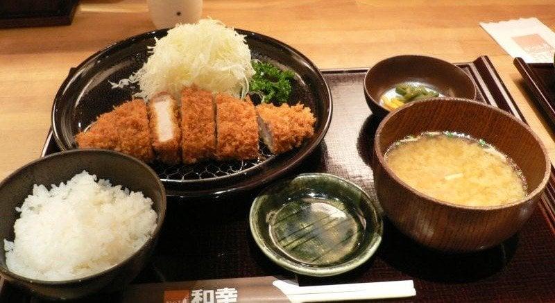 A anatomia de uma refeição japonesa - asagohan