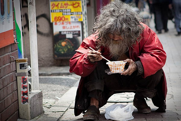 Pobreza en Japón: ¿hay japoneses pobres?