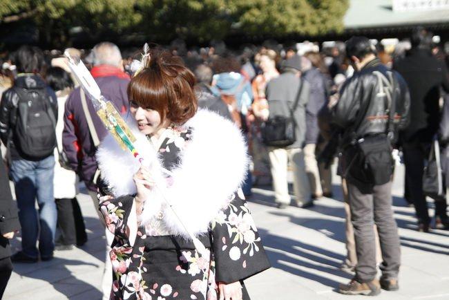 Oshougatsu – ano novo no japão