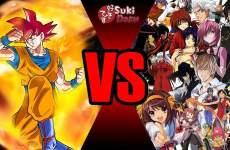 Personagens de animes que derrotariam o Goku