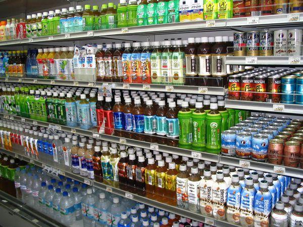 Como o Japão pode facilitar sua vida? - bebidas japao konbini 1