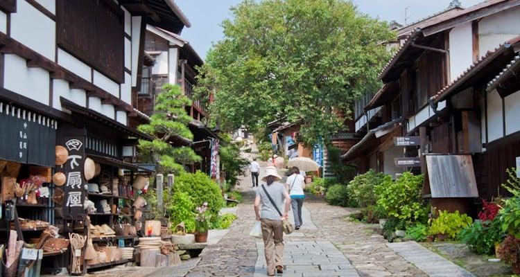 Magome - A vila dos Samurais - magome 1