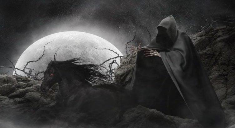 Superstições Japonesas - Azar e sorte no Japão - shinigami deus da morte 1