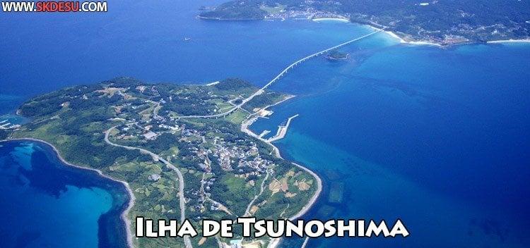 10 Pequenas Ilhas para você visitar no Japão - tsunoshima 1