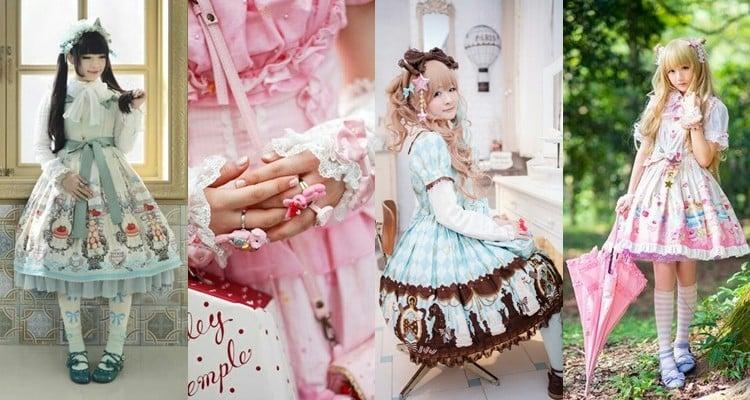 Lolita - Conhecendo as loli e seu estilo