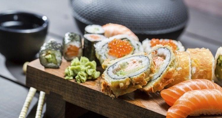 Encomenda de Sushi: Trabalhe Sem Sair de Casa – Sushi30D. - sushi 2
