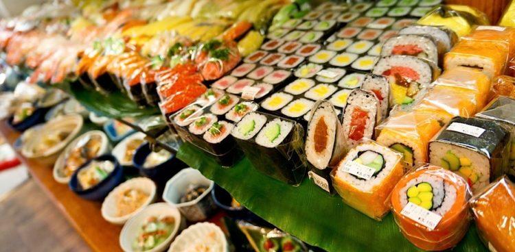 Encomenda de Sushi: Trabalhe Sem Sair de Casa – Sushi30D. - sushi e1468399010931 1