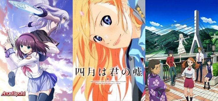 Animes Sad