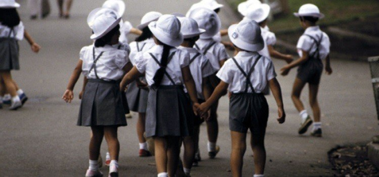 25 curiosidades sobre as escolas japonesas de causar inveja