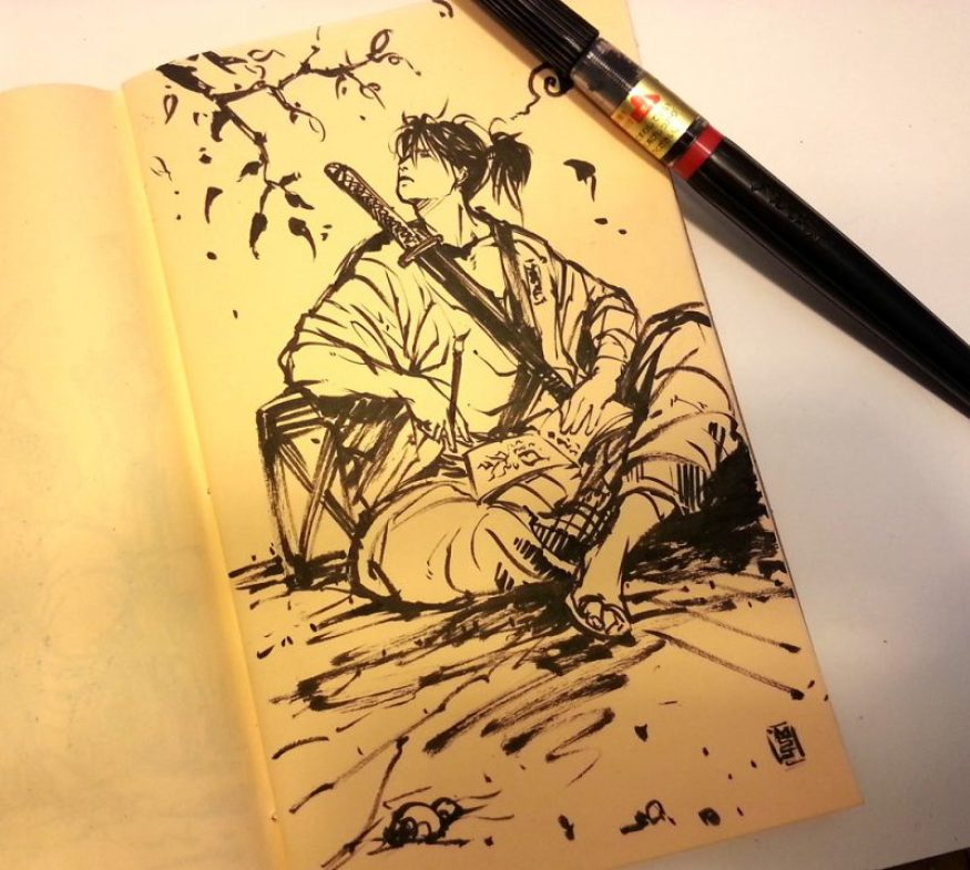 Sketchbook__sketching_samurai_by_mycks-d8d35ue
