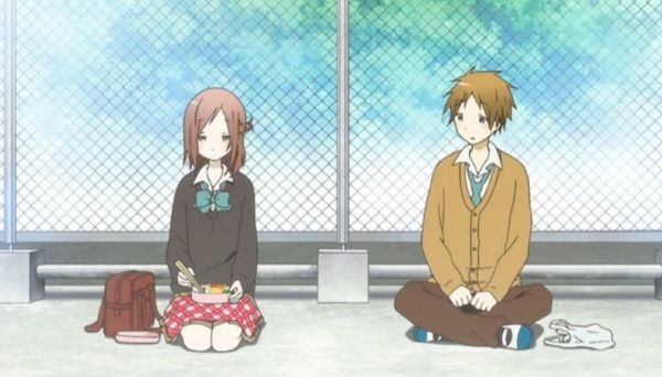 Conversando sobre animes em japonês - anime shunkan 1