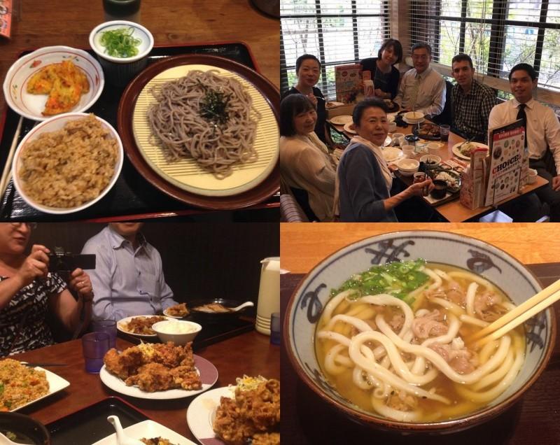 Viaje a Japón 2016 - ¿que comí?