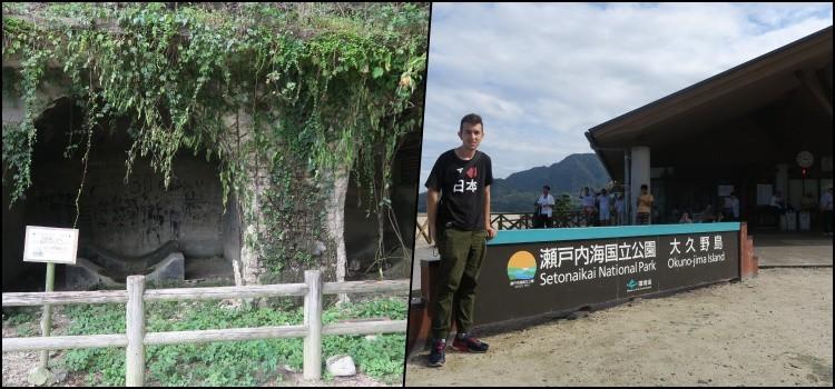 Okunoshima - Ilha dos Coelhos
