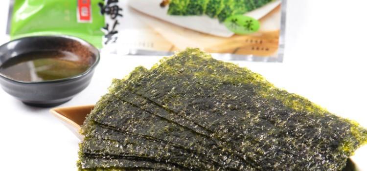 Nori - Tudo sobre a famosa alga utilizada no sushi