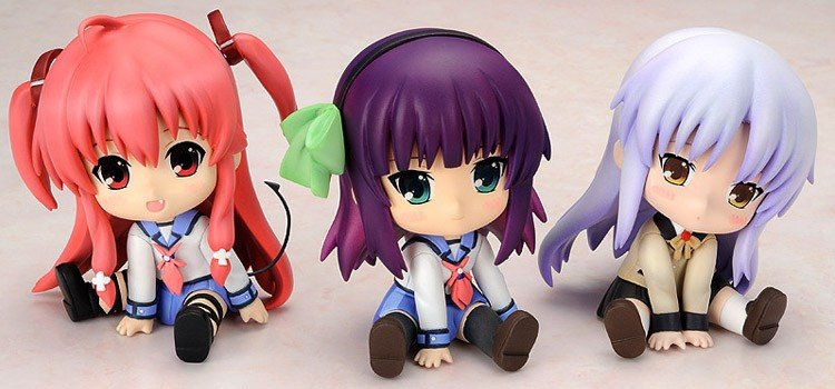 Personagens e animes chibi e super deformed - figures2 3
