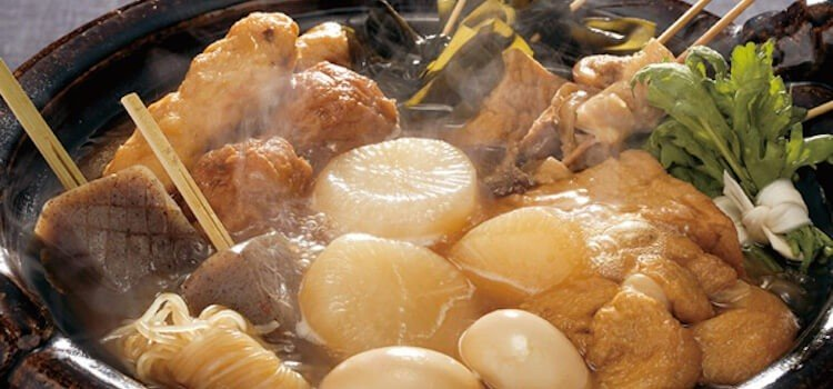 As 100 comidas japonesas mais populares do Japão - oden11 14