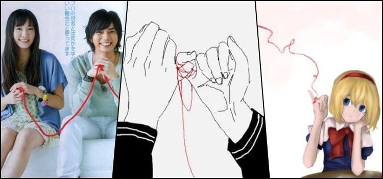 Akai ito - a lenda do fio vermelho do destino