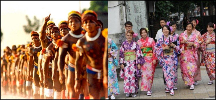 Semelhanças entre o Japonês e Outros Idiomas