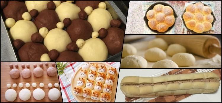 Você conhece chigiri pan? Aprenda a faze-lo – receita