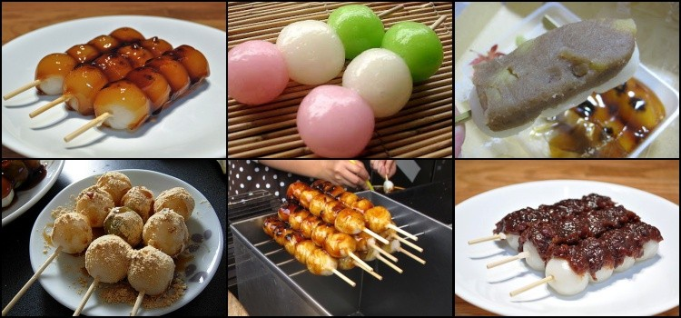Dango - Doce Japonês - curiosidades e receita