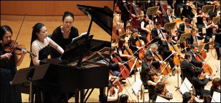 A influência da música clássica no Japão