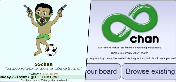 2channel e 4chan1 2chan - A influência dos fóruns e imageboard