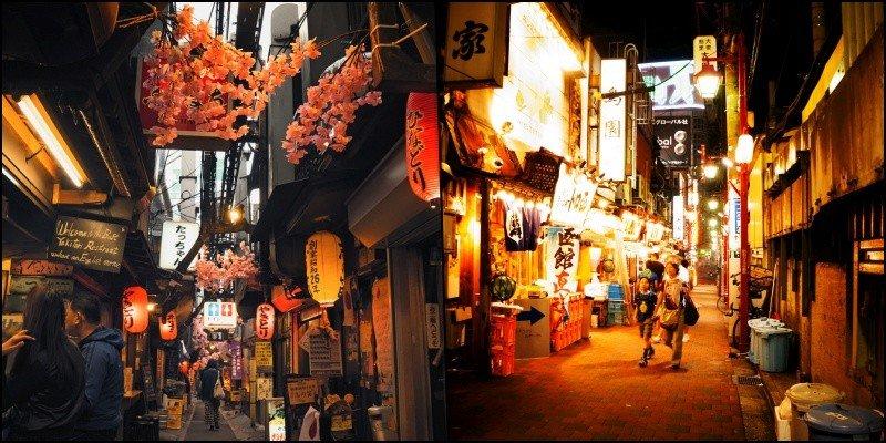 Izakaya - O point da vida noturna japonesa