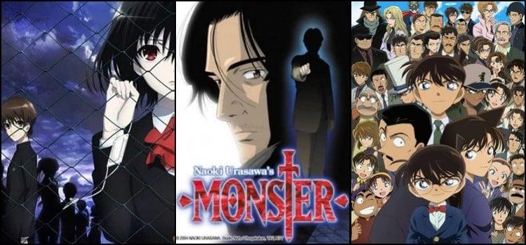 Animes Psicológicos - Os melhores thriller, suspenses e misterios - misterio2 2