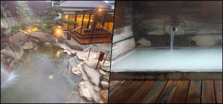 Onsen - Fontes Termais Naturais do Japão