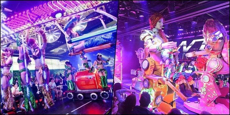 Kabukicho - O maior bairro da luz vermelha do Japão - robot 3