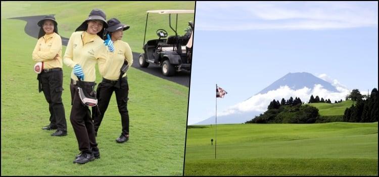 ความนิยมของกีฬากอล์ฟในญี่ปุ่น - เคล็ดลับและเรื่องไม่สำคัญ