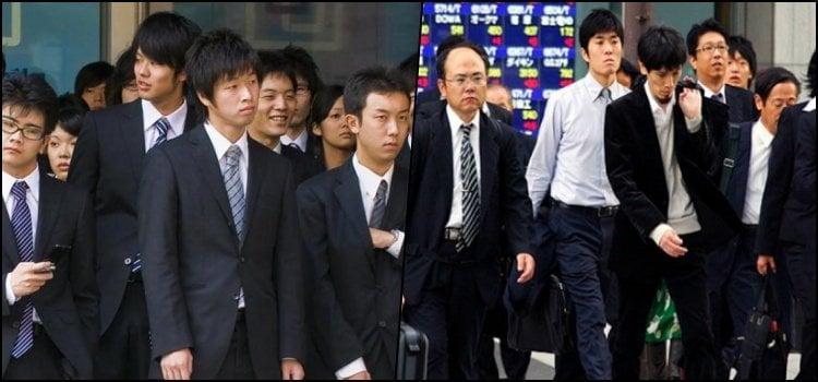 Os japoneses são pervertidos ou possuem boa moral? - japoneses 2