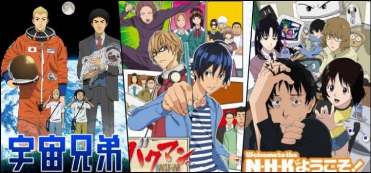 Animes inspiradores e motivacionais - Corra atrás dos sonhos!