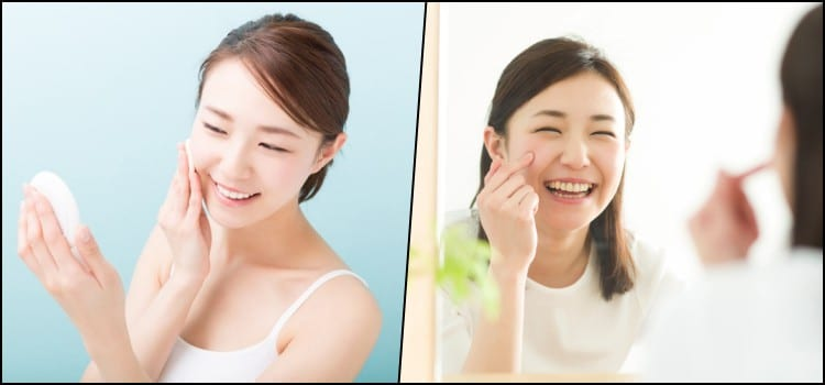 How do Japanese women fight wrinkles and aging?