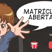 Matrículas Abertas – Programa Japonês Online