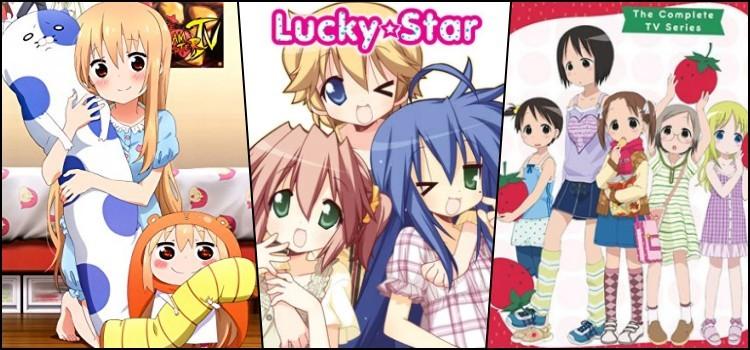 Animes fofos - Os melhores animes kawaii, cute e moe