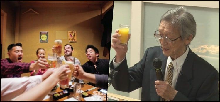 Dicas e Regras para quem vai beber no Japão